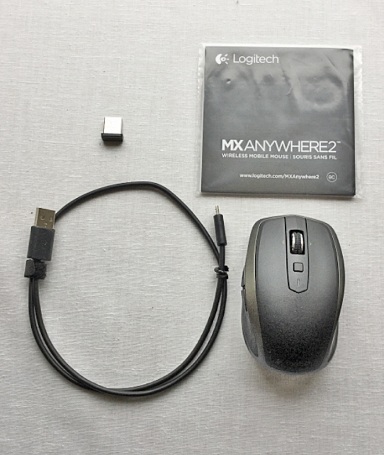 """c7601f3a925 The """"2"""" in the MX Anywhere 2's name however, refers to the fact that this  wireless mouse also supports Bluetooth Smart technology, for dongle-less ..."""