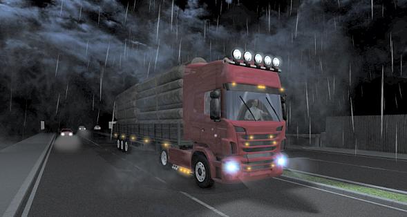 скачать игру Euro Truck Driver - фото 9