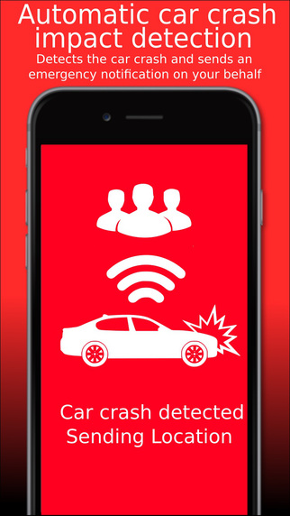 Free SOSmart Automatic Car Crash Detection App Summons Help In A Crash