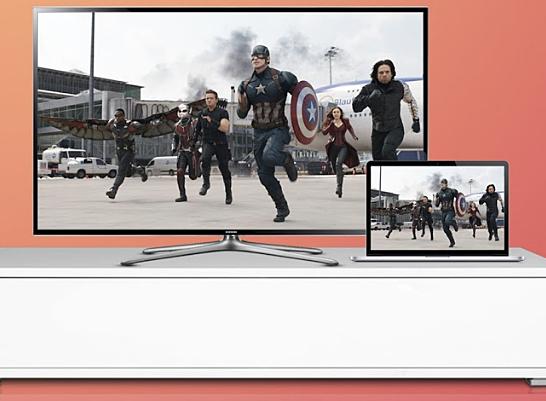 AirBeamTV Launches Wireless Mac Screen Mirroring To LG TVs