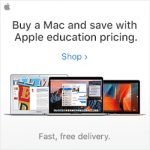 Apple Education pricing