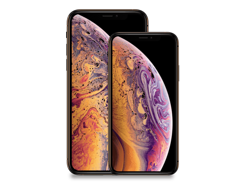 Lease one device from the iPhone X family and save $31/month