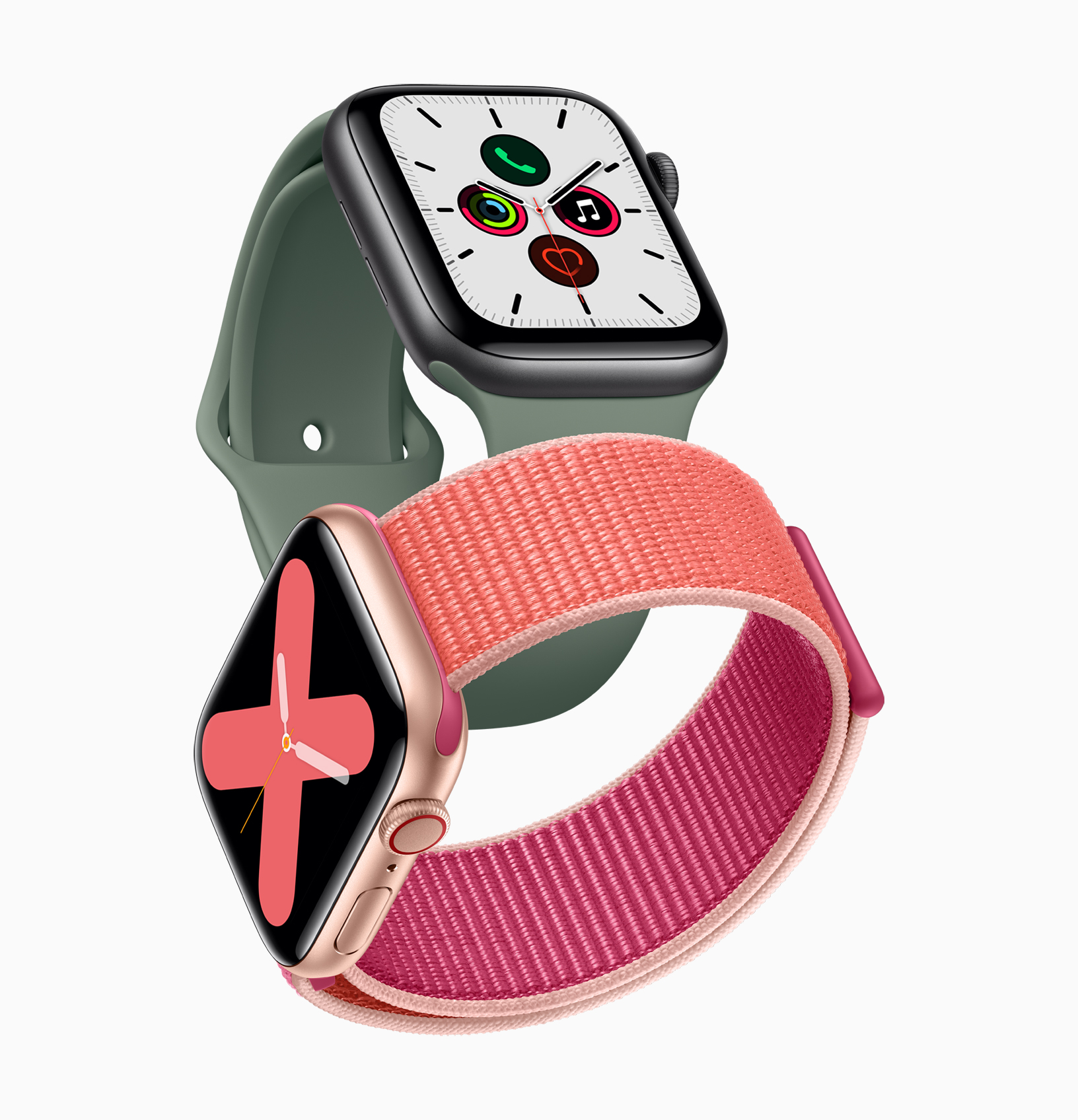 Save $15-$32 on Apple Watch Series 5 models at Abt Electronics