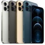 iPhone 12 Pro models