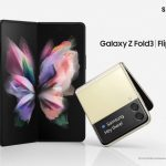 Samsung Galaxy Z Flip and Fold