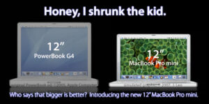 12-inch MacBook Pro mini