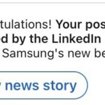 Linked In News