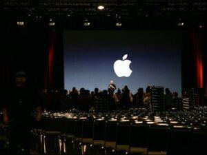 Steve Jobs at MacWorld 2007