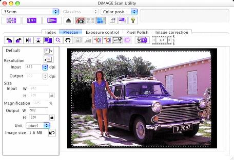 Taking Your Photos Digital With A PowerBook And Konica/Minolta's