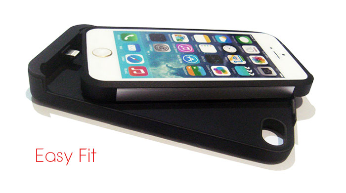 DuoBoost iPhone 5 Solar Charger Case: Free Yourself from ...